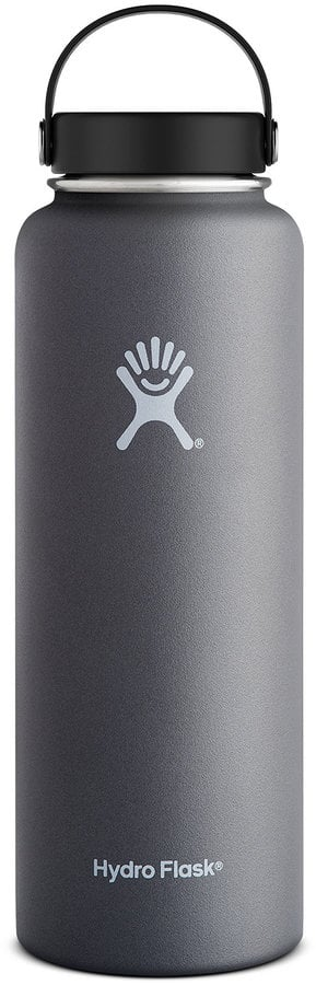 Hydro Flask Wide-Mouth Insulated Water Bottle, 40 oz.