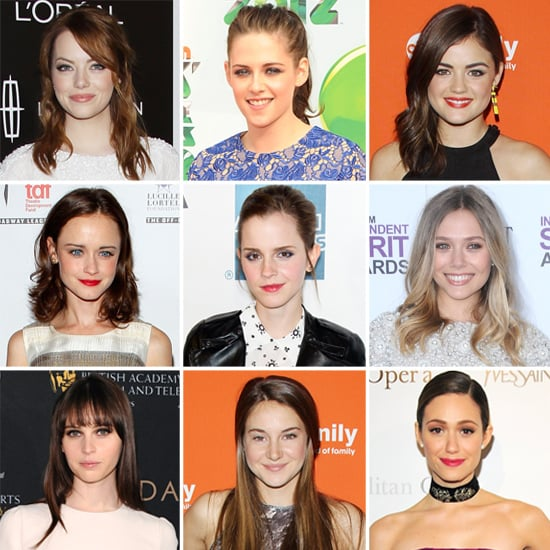 22 Actresses Who Might Play Anastasia In Fifty Shades Of Grey