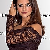 Penelope Cruz attended a screening of To Rome With Love.