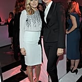 Stacy Keibler and Malin Akerman attended a Vanity Fair and Juicy Couture bash held in association with Shailene Woodley's All It Takes charity.