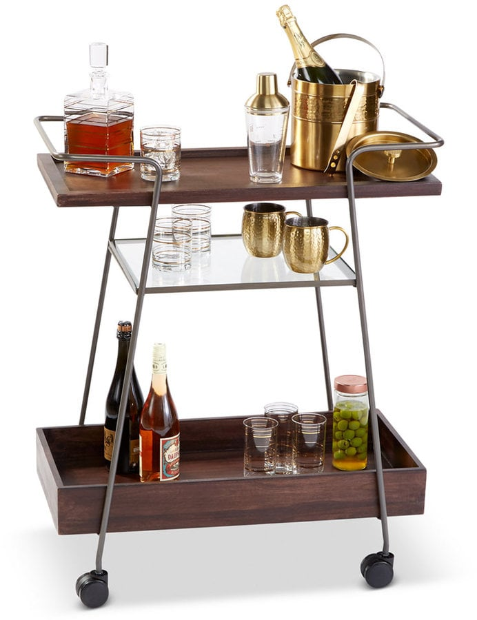 Hotel Collection Bar Cart