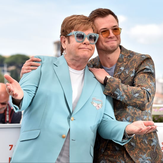 "Elton John Performs ""Your Song"" With Taron Egerton Video"