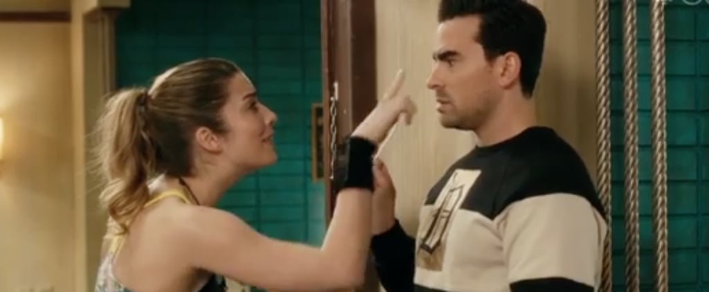 "Alexis Rose's ""Boops"" on Schitt's Creek 