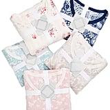 Charter Club Super Soft Textured Fleece Pajamas