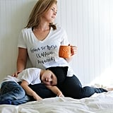 Mama to Boys (Caffeine Required) Shirt