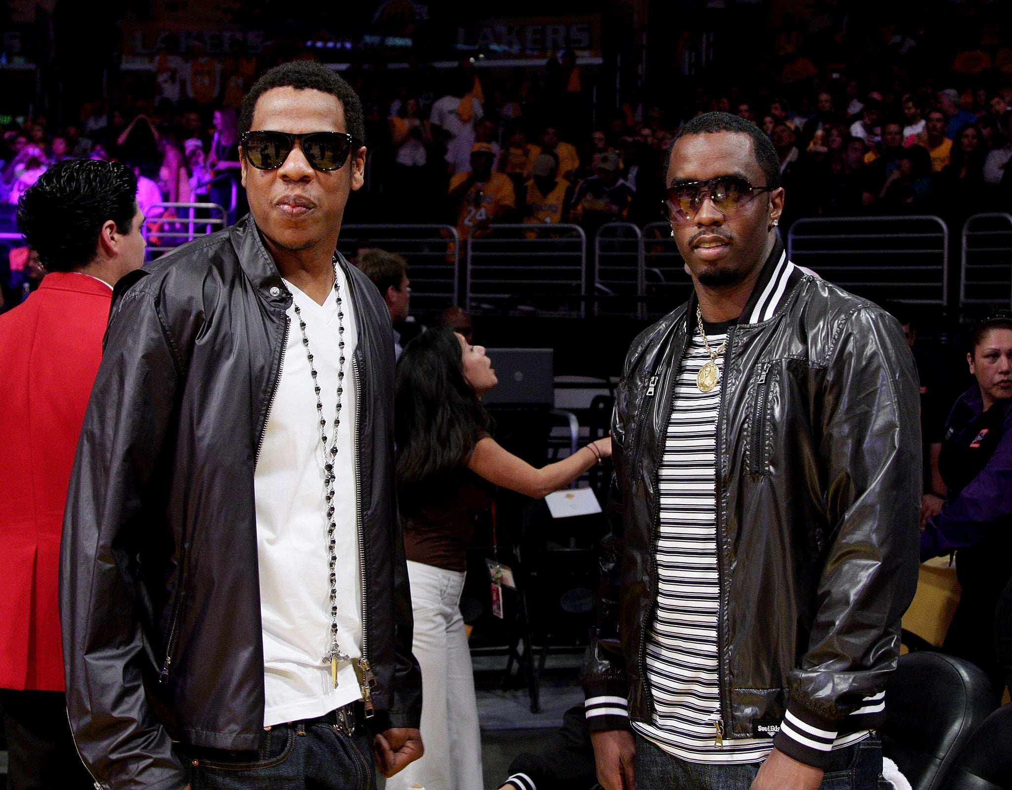P Diddy Beats Dr Dre And Jay Z To Be Named   MTV UK