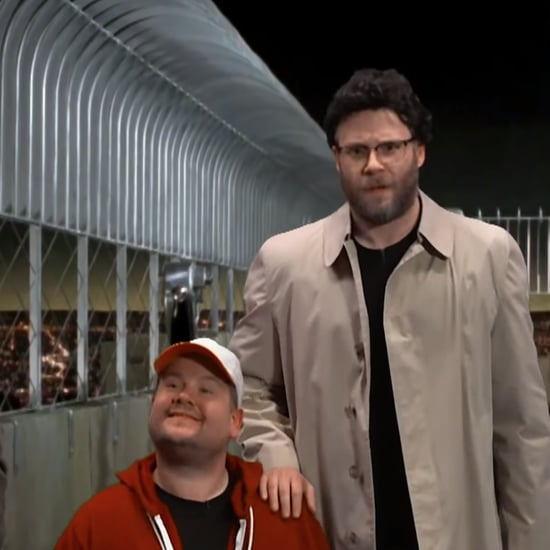 Charlize Theron and Seth Rogen Reenact Rom-Coms Video