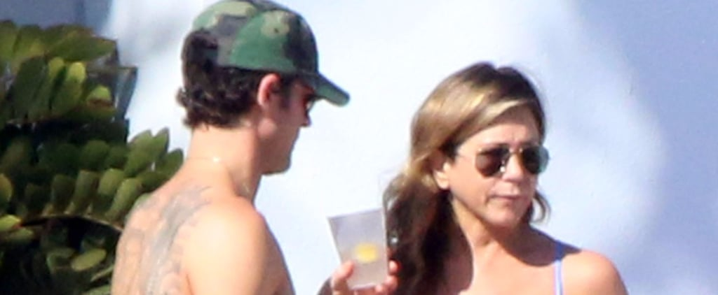 Jennifer Aniston and Justin Theroux Jet Off to Mexico to Ring In Her Birthday