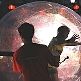 Go Zorbing in New Zealand