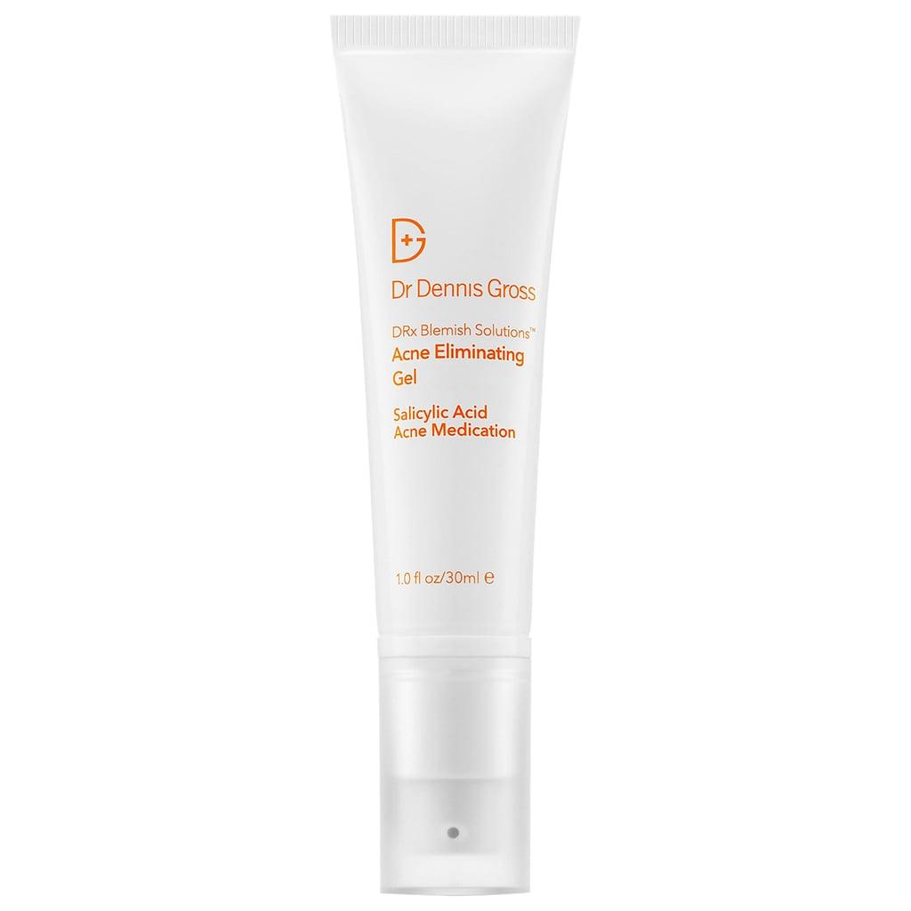 Salicylic Acid Treatment: Dr. Dennis Gross Skincare DRx Blemish Solutions Acne Eliminating Gel