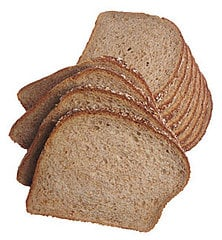 Brown Bread Is Not Necessarily High in Fiber