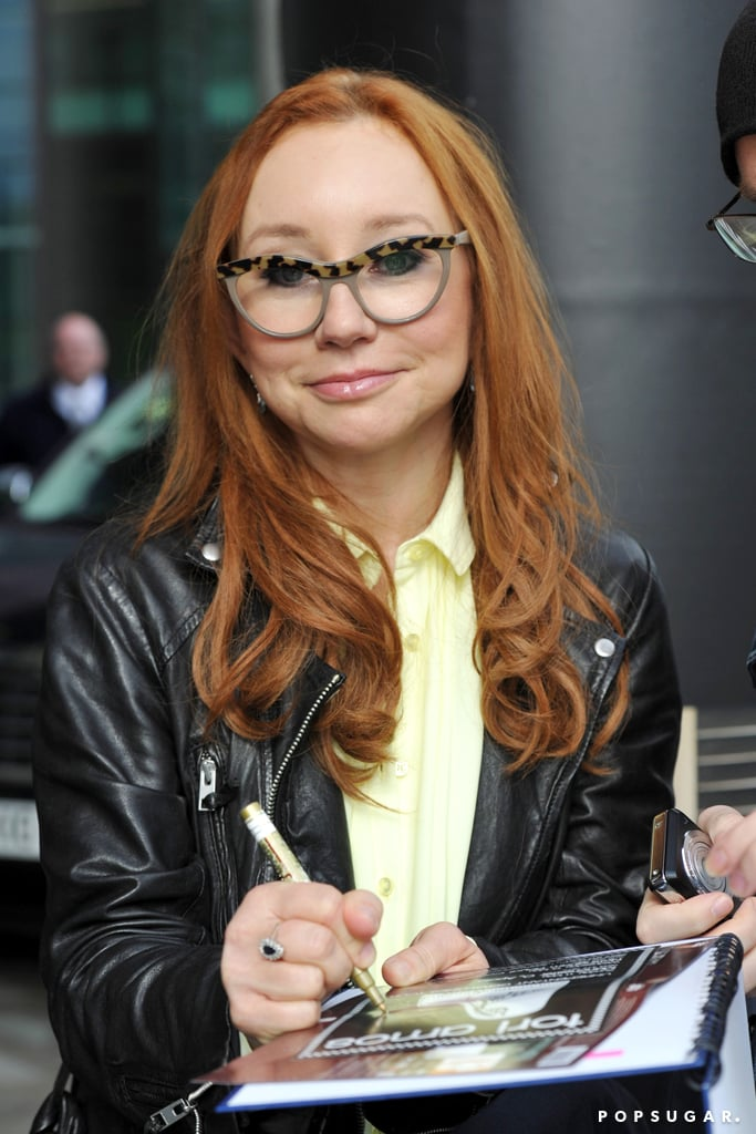 Your '90s girl crush Tori Amos is still looking really, really good. The singer-songwriter, who turned 50 last August, made a stop by BBC Breakfast studios in Manchester, England, on Monday, where she signed autographs for fans. She is currently on a press tour to promote her newest album, Unrepentant Geraldines, which will be released on Tuesday.  We welcome the return of Tori and also hope that this means that more '90s stars will be making big returns to the limelight in the coming year. Check out our shortlist for '90s star comebacks we want to see, including Jonathan Taylor Thomas, Devon Sawa, and Lisa Bonet!