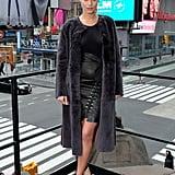 Hannah Davis Jeter Pregnancy Style 2017