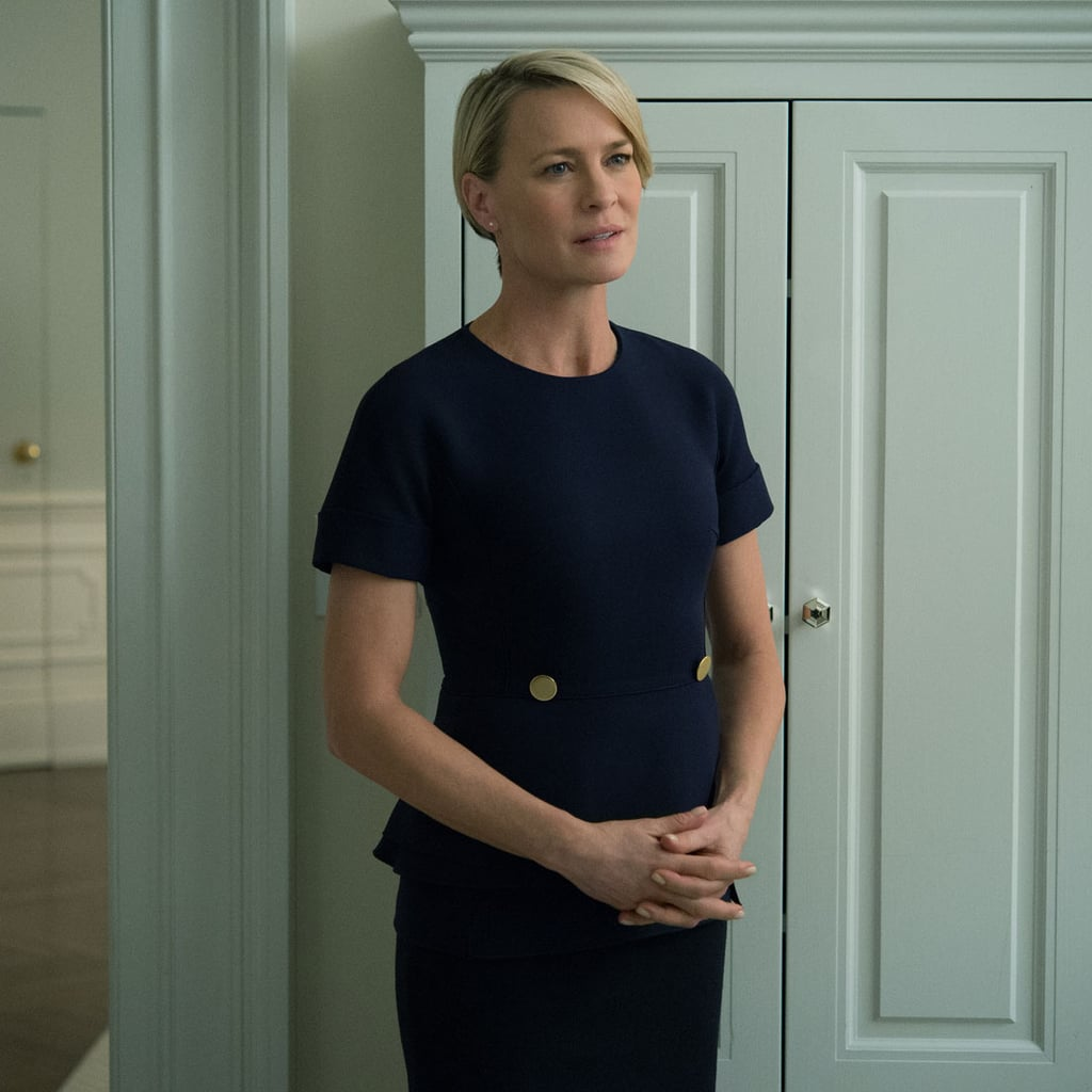 House Of Cards Style Popsugar Fashion
