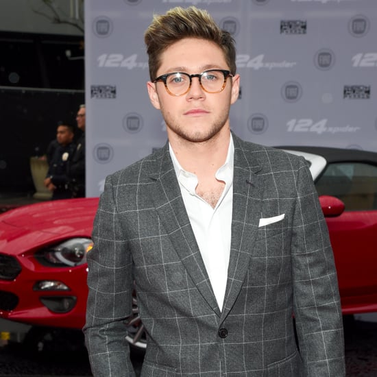 Niall Horan at the American Music Awards 2016