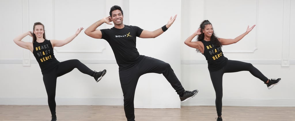 You Will Have a Blast Burning Calories With This Bollywood Dance Workout