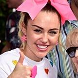 November 23 — Miley Cyrus