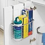 InterDesign Axis Over-the-Cabinet Storage Basket