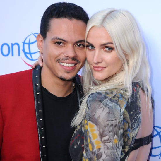 Ashlee Simpson and Evan Ross Quotes About Each Other