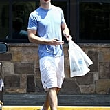 Photos of Chris Pine in Shorts