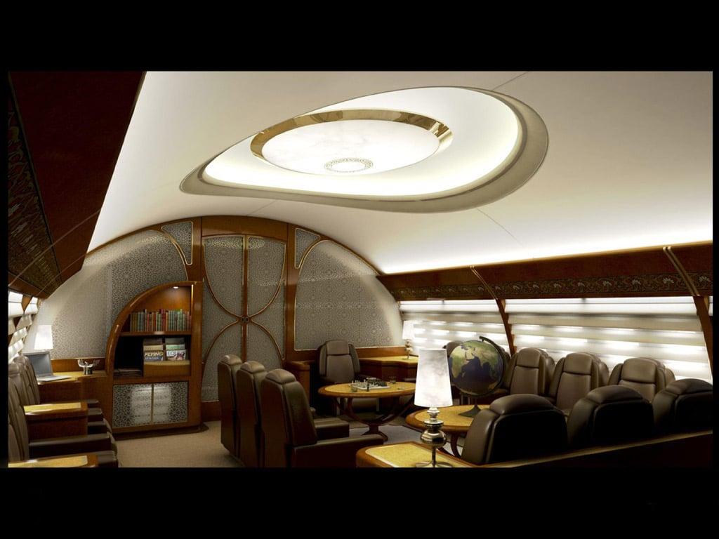 Luxurious Geek: Boeing Business Jets