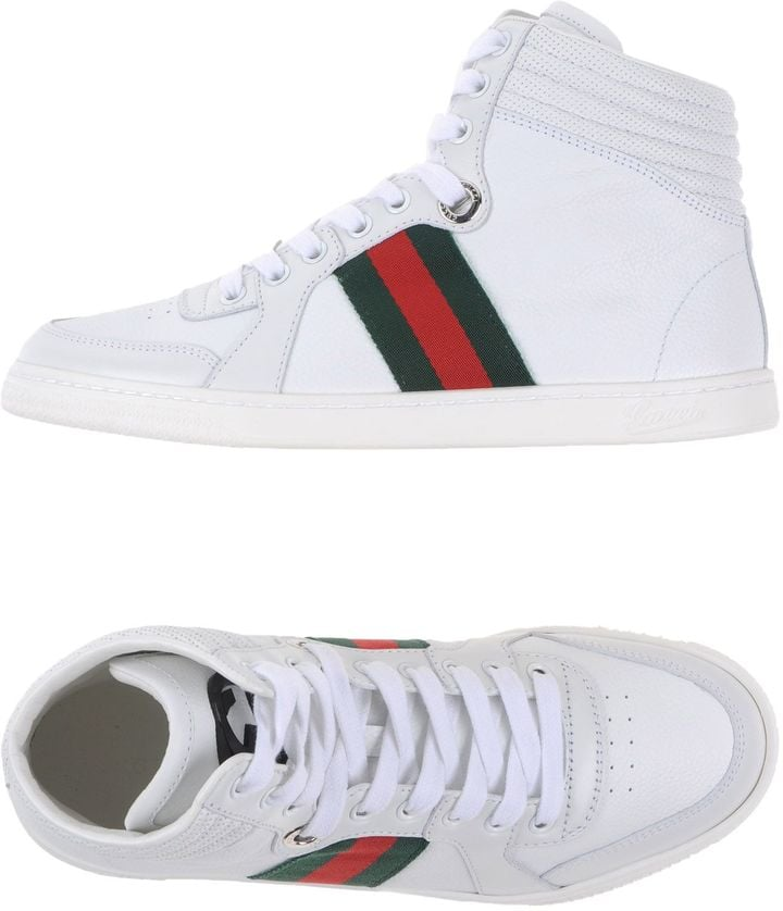 Gucci Sneakers ($598)