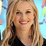 Reese Witherspoon's Half Up Half Down 'Do in 2009
