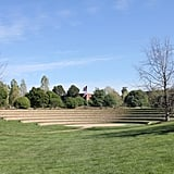 Or hang out in the amphitheater.