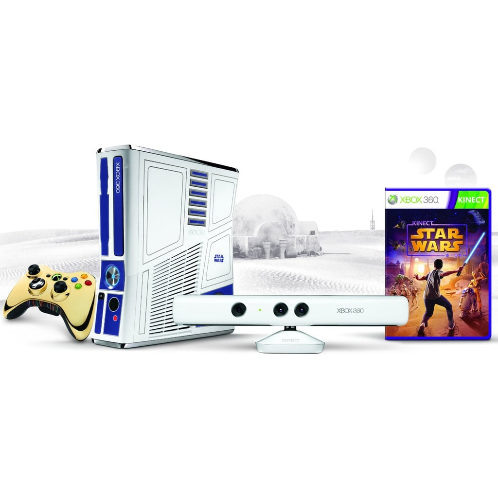 Limited Edition Star Wars Xbox 360 Kinect Bundle ($450)