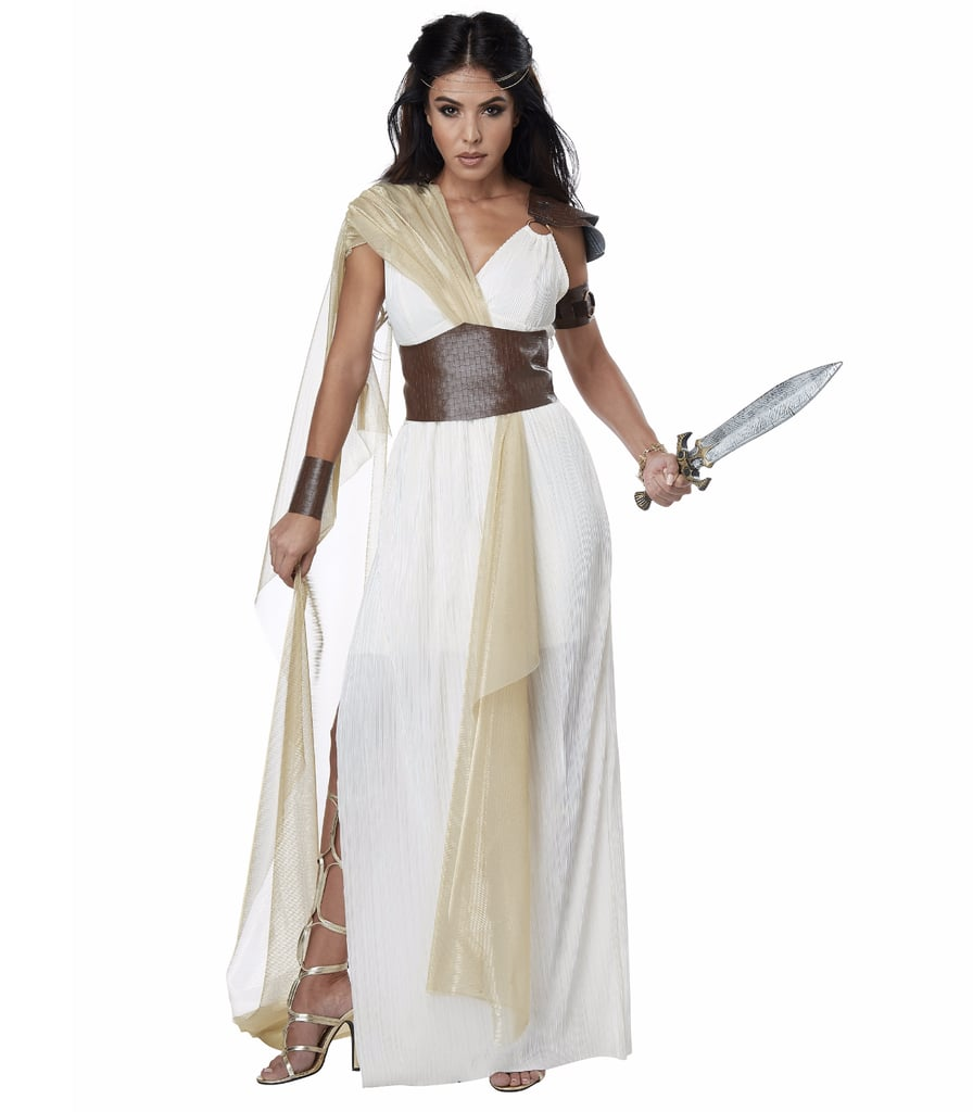 Spartan Warrior Queen Best Female Costumes From Spirit