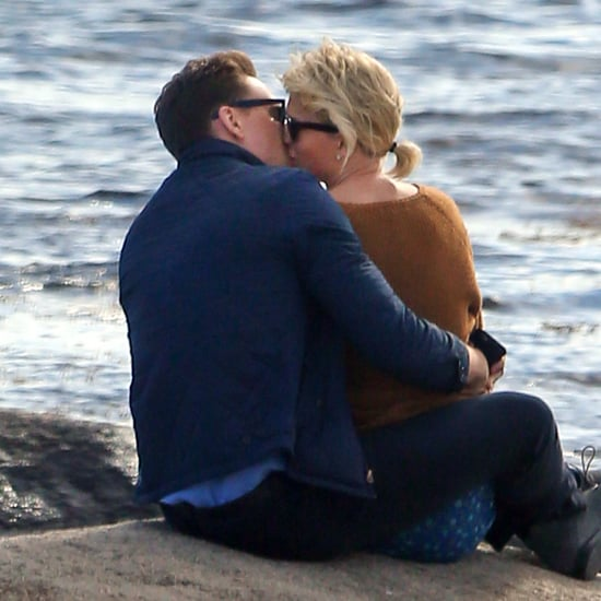 Taylor Swift and Tom Hiddleston Kissing Pictures June 2016