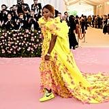 Serena Williams at the Met Gala