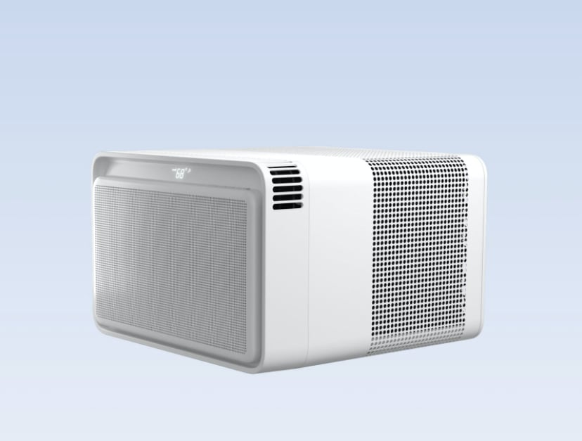 Windmill Air Conditioner