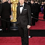 Mark Ruffalo was as handsome as always!