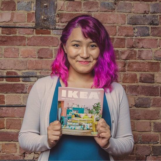 Woman Memorizes 2018 Ikea Catalog
