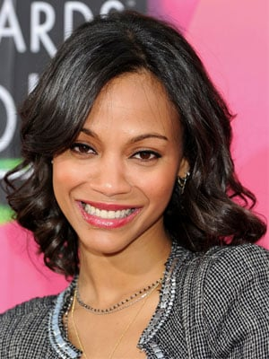 Zoe Saldana at 2010 Kids Choice Awards 2010-03-27 17:29:14