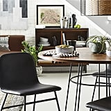 Refined Industrial Dining Room