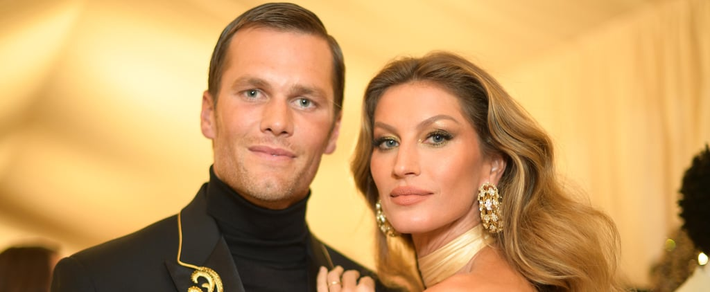 Gisele Bündchen and Tom Brady Valentine's Day Messages 2019