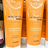 Moisturizing Cream Shave ($4)