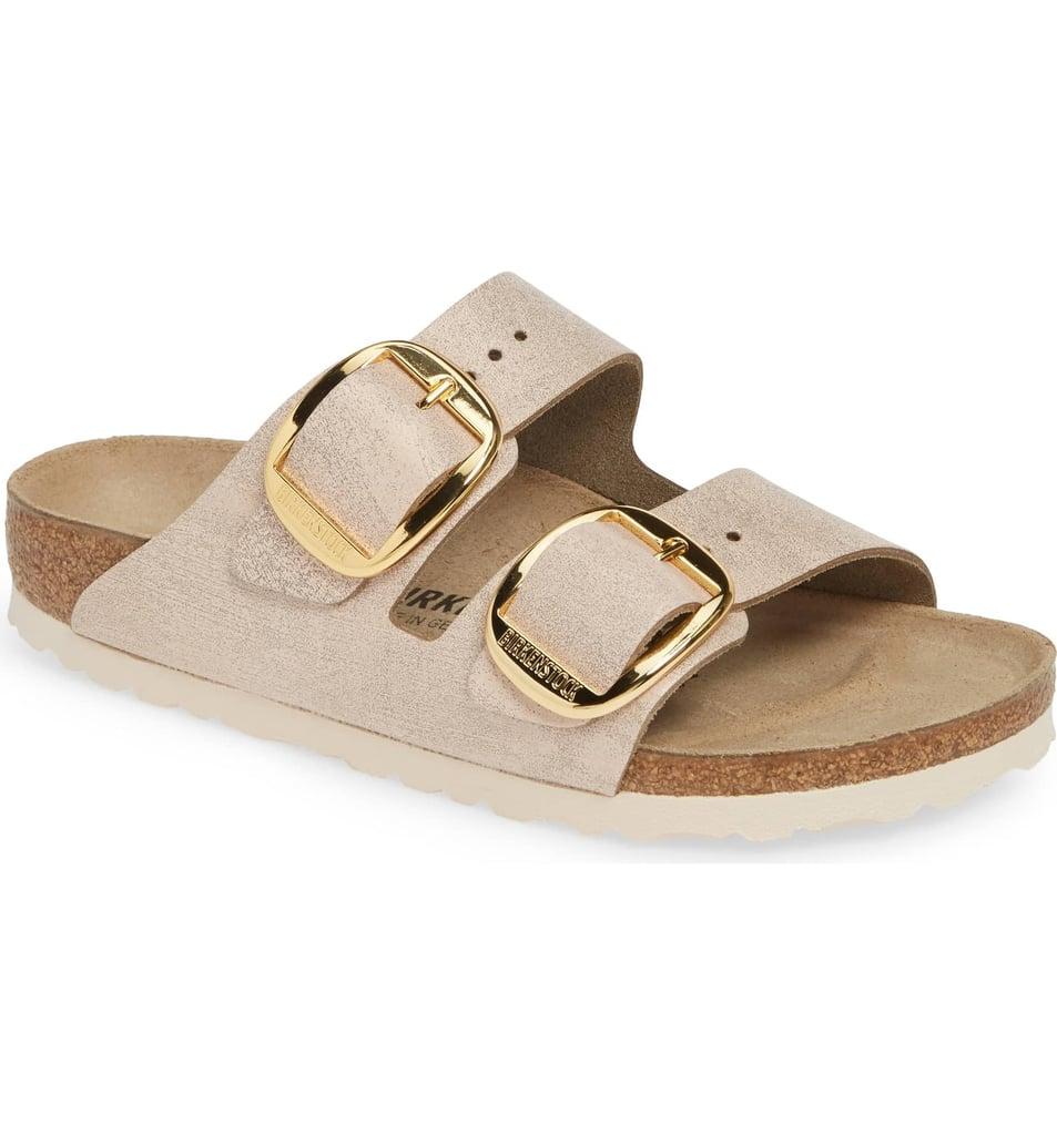 Birkenstock Arizona Big Buckle Slide Sandals