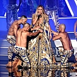 Jennifer Lopez's MTV VMAs Vanguard Performance 2018