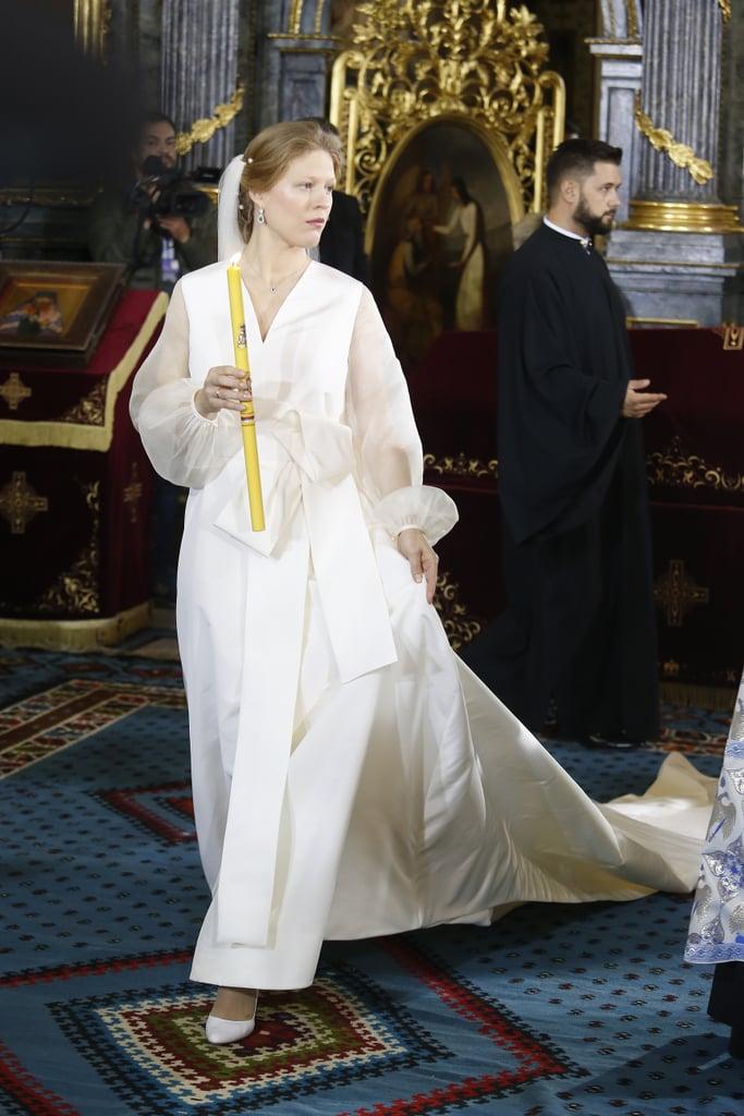 The Bride Wore a Dress By Roksanda Ilincic
