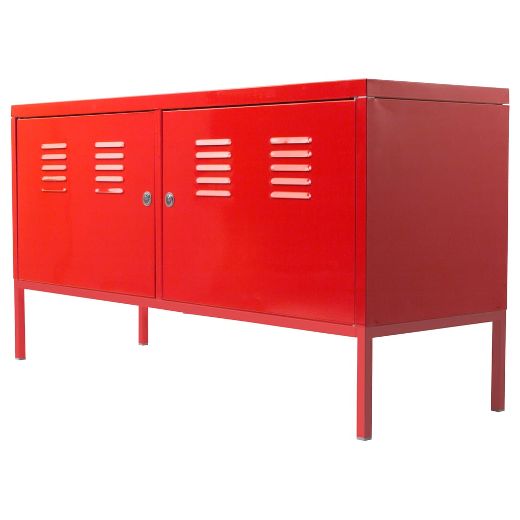 This glossy red locker ($199) is a catch-all kid storage that will last until the teenage years.