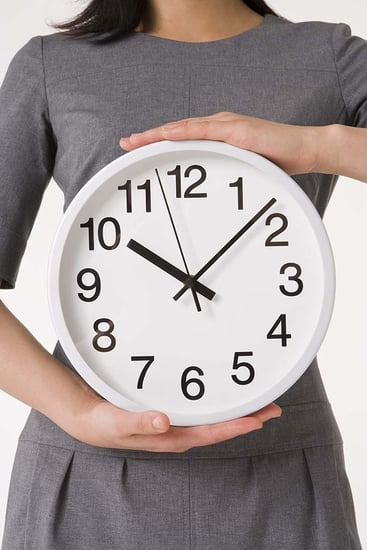 Amount of Time You Should Spend on Healthy Habits Like Sleep or Brushing Teeth