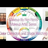 Makeup Artist Series: Colour Correction and Shade Matching