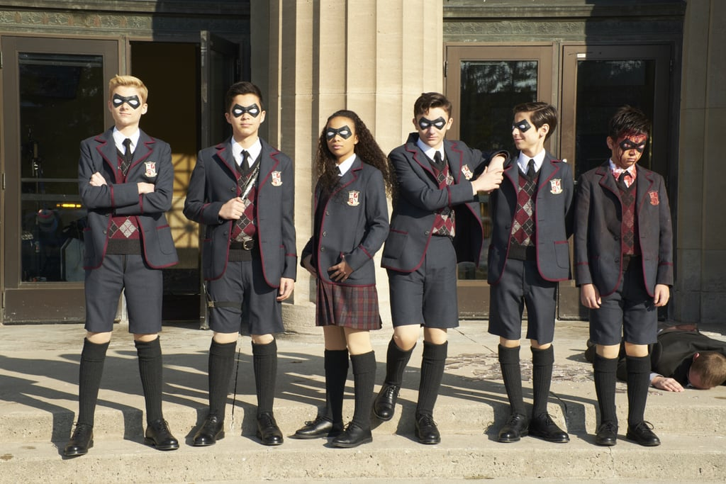 Who Plays The Umbrella Academy's Younger Versions?