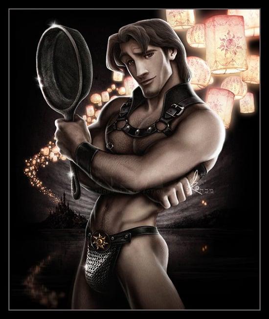 Flynn Rider aka Eugene