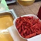 Cheetos Con Queso