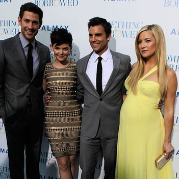 Kate Hudson Pregnant Pictures at LA Premiere of Something Borrowed
