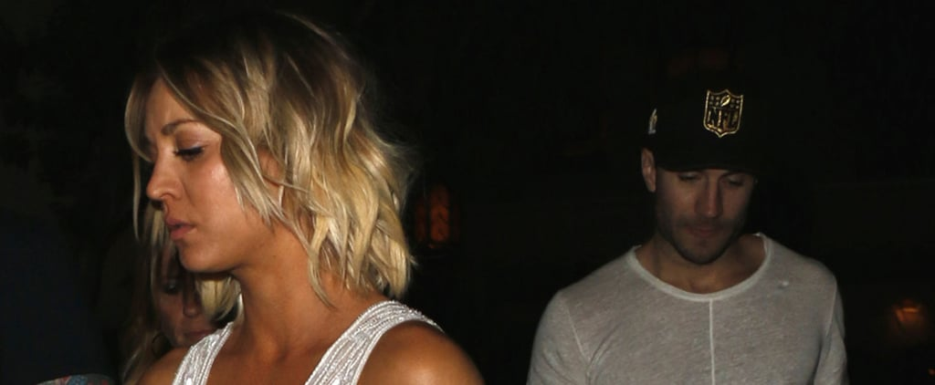 Kaley Cuoco Leaves a Grammys Afterparty With Your New Favorite Crush, Sam Hunt